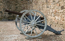 The cannon Stock Photography
