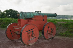 The cannon Royalty Free Stock Images