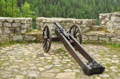 Cannon Royalty Free Stock Image
