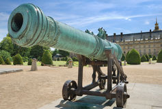 Cannon. Royalty Free Stock Photo