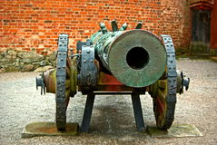 Free Cannon Royalty Free Stock Image - 35906546