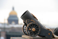 A cannon Royalty Free Stock Photo
