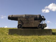 Cannon. Historic cannon Stock Image