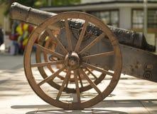 2 cannon Zdjęcie Stock