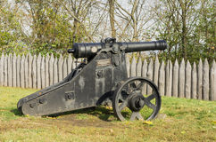 Cannon ancient Royalty Free Stock Images