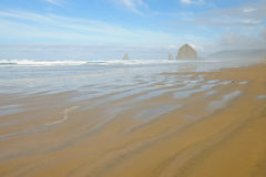 Cannon beach Royalty Free Stock Photography