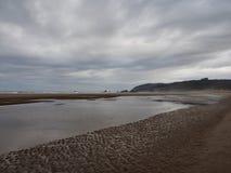 Cannon Beach, Oregon. stock photography