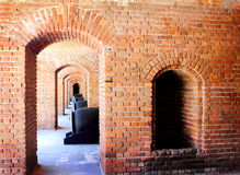 Cannon Butts & Arches Royalty Free Stock Images