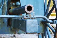 Cannon, at Castello, Conegliano Veneto, Treviso Stock Photos