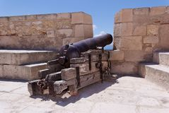 Cannon at Castle Stock Photography