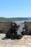 Cannon at Fort Ticonderoga Stock Photo