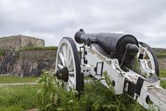 Cannon in Halden Stock Photos