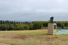 Cannon Hill Memorial in Warrnambool Royalty Free Stock Image