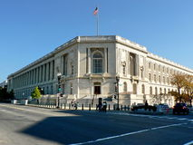 Cannon house office building. The Cannon house office building by the US Capitol, Washington DC Stock Photo