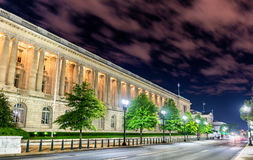 The Cannon House Office Building, a Beaux-Arts style building in Washington, D.C. Built in 1908. The Cannon House Office Building, a Beaux-Arts style building in Royalty Free Stock Image
