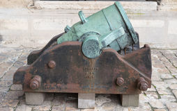 Cannon at Invalides Stock Image
