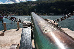 Cannon Royalty Free Stock Photo