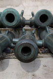 Cannon in the Moscow Kremlin, Russia Royalty Free Stock Photography