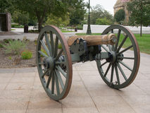 Cannon Ohio Statehouse Stock Image