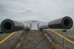 Cannon  at Rio de Janeiro, Brazil Stock Photo