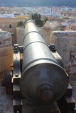 Cannon served eivissa Stock Images