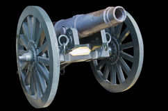 Cannon Royalty Free Stock Photography