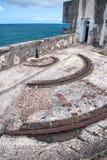 Cannon Tracks Royalty Free Stock Photo