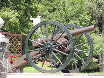 Cannon Stock Image