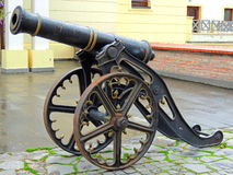 Cannon. Vintage cannon Royalty Free Stock Photography