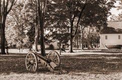 Cannon Washington Crossing Stock Photos