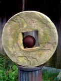 cannonballslipsten Arkivbild