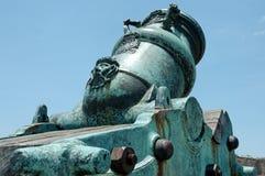 Cannone 2007 della fortificazione della st Augustine (37) Immagini Stock Libere da Diritti