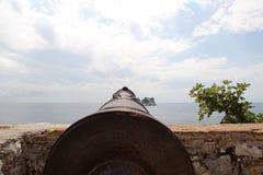 cannone Fotografie Stock Libere da Diritti