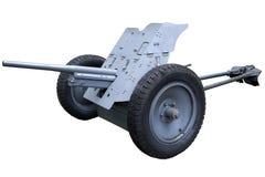 Cannone anticarro leggero Immagine Stock