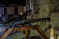 Cannone antico Immagine Stock