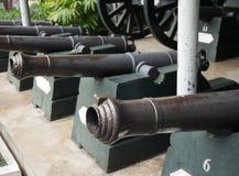 Cannone antico tailandese 4 Fotografia Stock Libera da Diritti