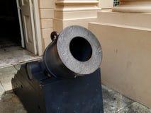 Cannone antico tailandese 1 Fotografia Stock
