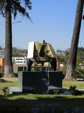 Cannone a Arequipa, Perù Immagini Stock Libere da Diritti