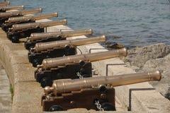 Cannone Bronze da acqua Immagine Stock Libera da Diritti