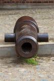 Cannone del ghisa Immagini Stock Libere da Diritti