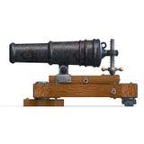Cannone della fortezza Immagini Stock Libere da Diritti