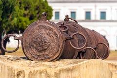 Cannone di Bachhawali Tope Fotografia Stock