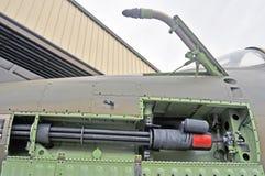 Cannone di Vulcan Immagini Stock