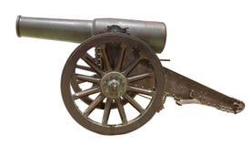 Cannone spagnolo dell'obice fotografie stock