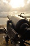 Cannongun Fotografia Stock