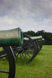 Cannoni della guerra civile Fotografie Stock