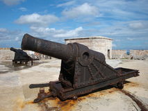 Cannons Royalty Free Stock Photo