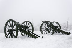 Cannons Stock Image