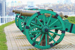 Cannons Royalty Free Stock Photos