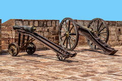 Cannons Royalty Free Stock Images